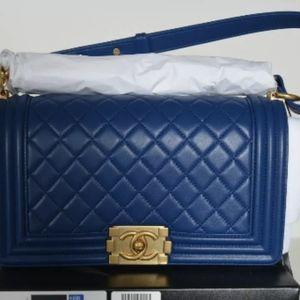 CHANEL Bags - Chanel le boy bag